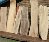 California Hardwood Slabs